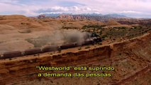 Westworld | Thandie Newton - O que é Westworld?