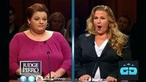 Best Judge Judy Type of Case: Full Episode Felon Mother Loses 2 Yr old Child Overnight! Judge Pirro