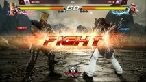 Tekken 7 - TWT Tokyo JP - Knee (Paul Phoenix) Vs AK (Shaheen)