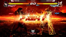 Tekken 7 - Nobi (Dragunov) Vs JDCR (Heihachi) EVO 2017 Top 32