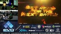 EVO2016 - Tekken 7 - Semifinals - JDCR (Heihachi) vs Nobi (Dragunov)