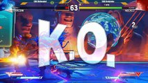 Street Fighter 5: Losers Rounds - Losers Final - JAM Game Cup - Cacomp Arena Jam - Day 2 - 10/04/16