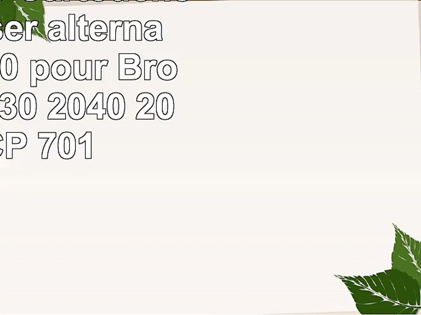 3x TONER COMPATIBILE PER BROTHER mfc-7220//mfc-7225n//mfc-7420//mfc-7820