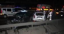 TEM Otoyolunda Zincirleme Trafik Kazası: 12 Yaralı