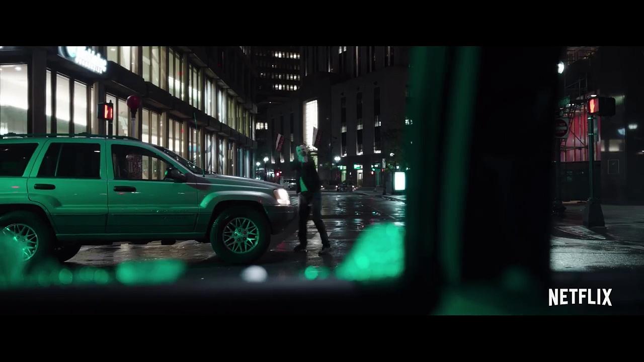 Wheelman | Teaser [HD] | Netflix [HD]