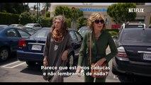 Grace and Frankie | Trailer da temporada 3 | Netflix