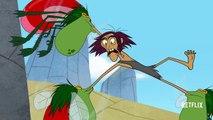 Croods, o Início da DreamWorks - Trailer oficial - Netflix [HD]