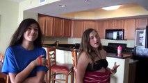 Kids Swim in The Swimming Pool - Funny Pranks by Girls - Baby Fun Time