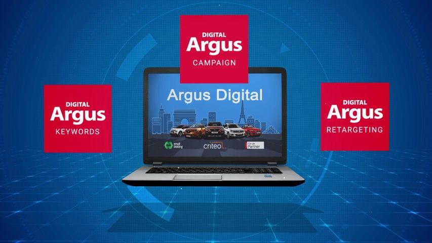 L'ARGUS, 90 ans d'innovations, un motion design réalisé par Ideepix