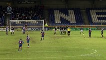 Scottish Cup 4th round Replay - Inverness Ct 0 v 1 Dundee