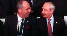 CHP'de Genel Başkanlık için Kemal Kılıçdaroğlu ile Muharrem İnce Yarışacak