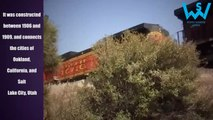 Most shocking train routes in the world   Dangerous train routes   Scary train routes