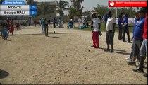 International de pétanque à Saly, Sénégal : N'DIAYE vs Equipe du MALI