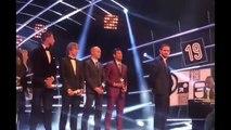 '''CRISTIANO RONALDO''' FIFA PLAYER OF THE YEAR 2017