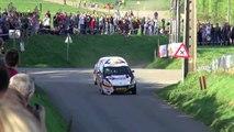 Fail Compilation new Best of Rallye / Rallycross crash spins drifts and lucky driver