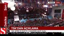 Cumhurbaşkanı Erdoğan: ÖSO�nun kolunda Türk bayrağı var, PYD�nin kolunda ABD�nin bayrağı var