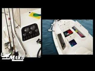 Mako Performance Fishing Boats