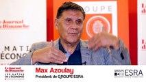 """Max Azoulay (groupe Esra) : """"100% de nos étudiants trouvent un débouché"""""""