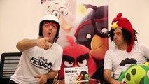 Angry Birds O Filme | Irmãos Piologo | 12 de maio nos cinemas