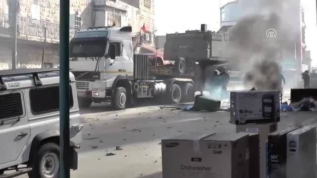 İsrail Askerleri, Cenin Kentinde Birçok Eve Baskın Düzenledi - Batı