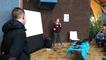 Forum des métiers, de la formation et des entreprises à l'espace Landrain.