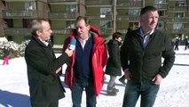 Alpes du sud : le président de région Renaud Muselier donne son point de vue sur la situation des migrants