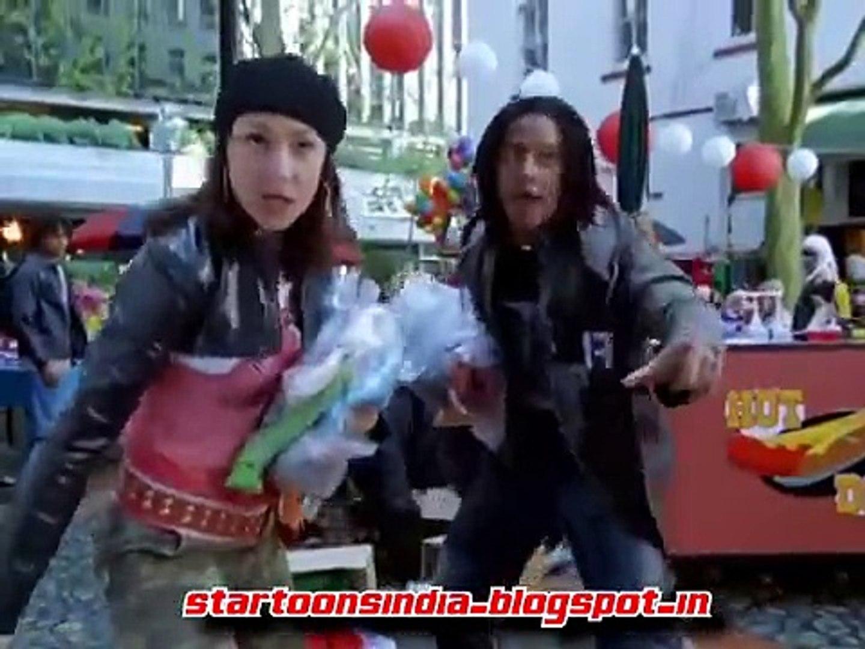 Power Rangers S P D Ep-01 (Hindi)