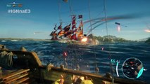 Jogamos Skull and Bones, novo game da Ubisoft - IGN na E3 2017