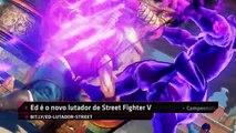 A Mulher-Maravilha está chegando, o novo lutador de Street Fighter V - IGN Daily Fix