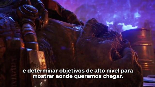 Gears of War 4: entrevista com Rod Fergusson, diretor do estúdio The Coalition - IGN Entrevistas