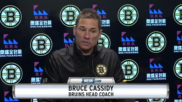 3 Things To Watch As Bruins And Maples Leafs Clash