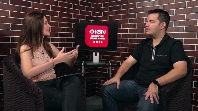 Entrevista com Marcelo Tavares, criador da BGS - IGN Entrevistas