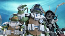 Tartarugas Ninja   Não cumprimente as salamandras   Brasil   Nickelodeon em Português