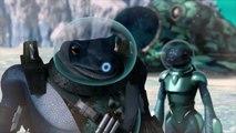 Tartarugas Ninja   Luta espacial   Portugal   Nickelodeon em Português
