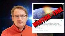"""Mi ENFADO! por las MENTIRAS sobre el asteroide AJ129 2002 """"potencialmente peligroso"""""""