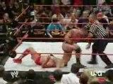 wwe raw Ric Flair vs Randy Orton 2/2. 26/11/2007