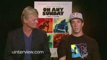 Robbie Maddison & Dana Brown On 'On Any Sunday'