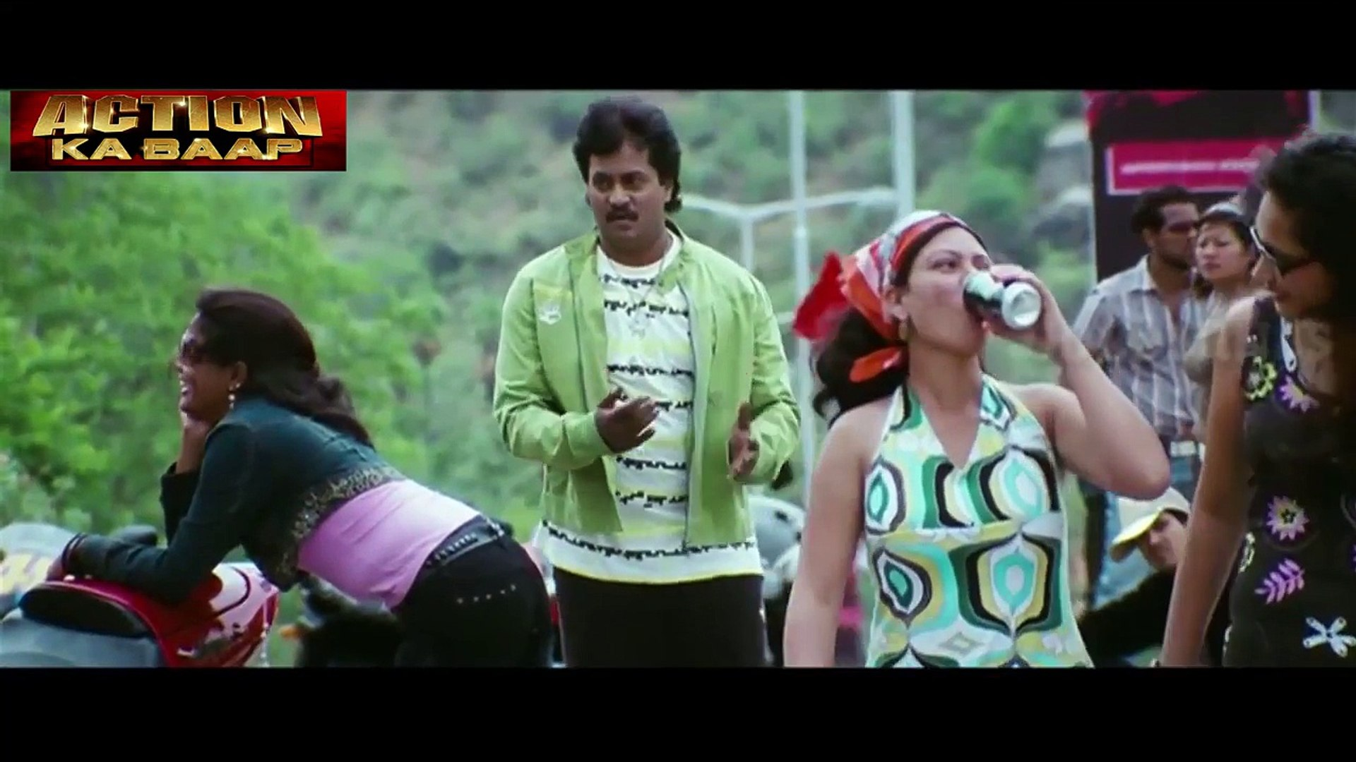 Baahubali 2 South Hindi Dubbed Movies  - Ram Charan, Kajal Aggarwal, Srihari, Dev Gill