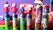 Mashems Peppa Pig em Portugues ToysBR Brinquedos Surpresa Fashems Hello Kitty Sanrio ToysBR