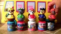 Patrulha Canina Weebles Wobble Disney Toys Mashems Fashems em Portugues Brasil Toys BR