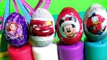 Brinquedos Mashems e Fashems Surpresa Disney Pixar Cars Princesinha Sofia Mickey do ToysBR Brasil