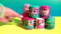 Peppa Pig Weebles Wobble Disney ToysBR Brasil Mashems & Fashems Collection em Portugues BR