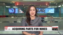 North Korea used its embassy for procuring parts for nuclear, missile programs