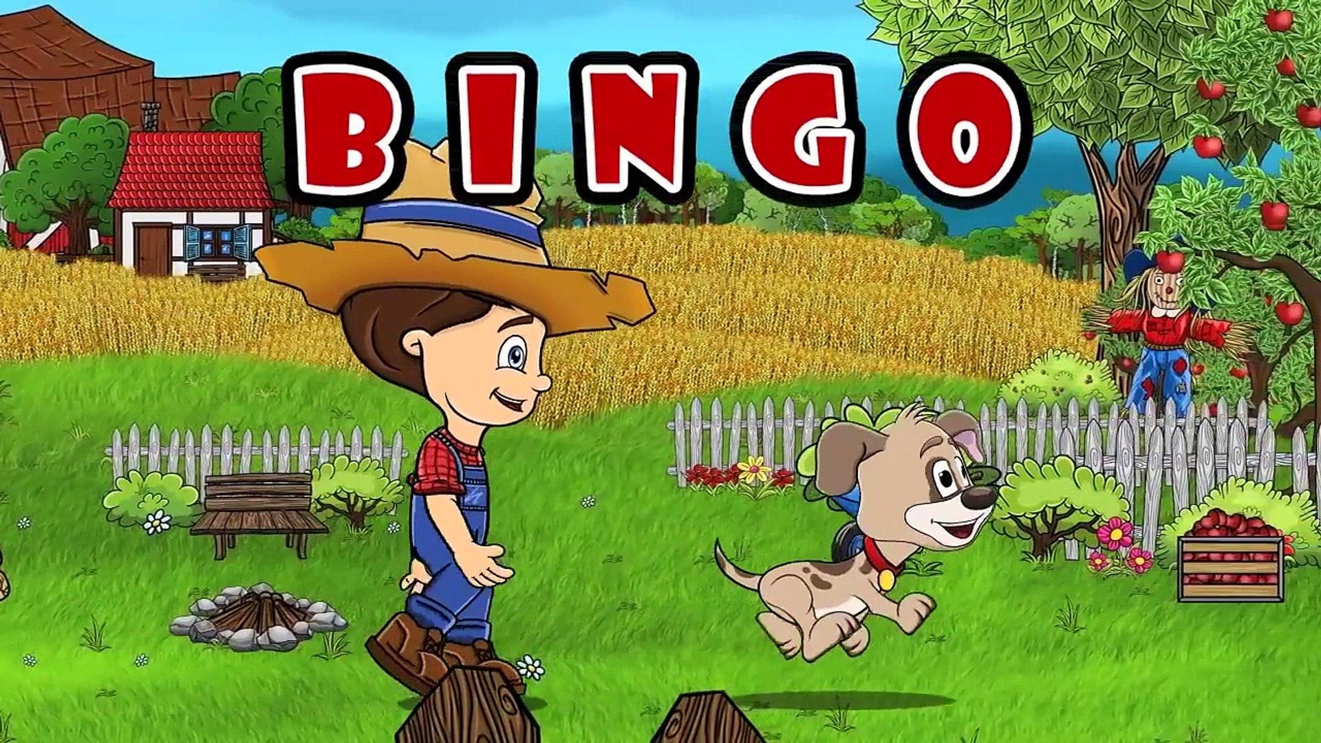 Bingo, , Bingo - Piosenka dla dzieci  - Muzyka Która Bawi i Rozwija