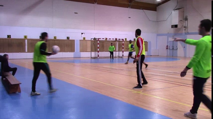 FC LICES vs SAINT AYGULF FUTSAL [mi-temps 2]