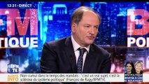 """Politiques au quotidien: """" il y a en effet des multirécidivistes"""", François de Rugy"""