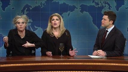 """Le """"Saturday Night Live"""" se paie la tête de Catherine Deneuve et Brigitte Bardot"""