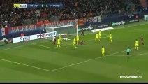 But Damien Da Silva Caen 2-1 Nantes / Ligue1