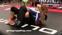 DOUBLE FEATURE #7  • Gi/No-Gi  by Girls Grappling  • Women Wrestling BJJ MMA Brazilian Jiu-Jitsu