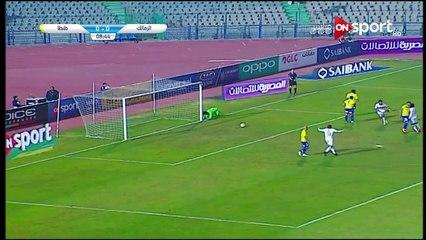 أهداف مباراة الزمالك وطنطا بتاريخ 2018 02 04 الدوري المصري
